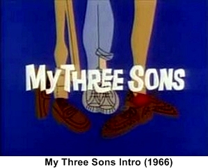 1960s comedy show - My Three Sons