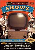TV Greatest Shows DVD