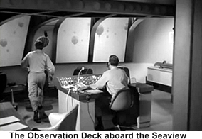 1960s television - voyage to the bottom of the sea