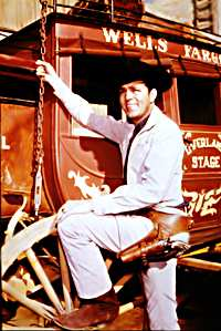 Dale Robertson in Wells Fargo