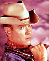 TV Western - Sugarfoot - Will Hutchins