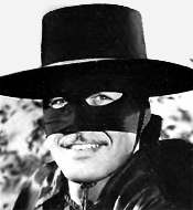 Zorro starring Guy Williams