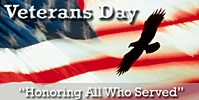 Happy Veterans Day | FiftiesWeb