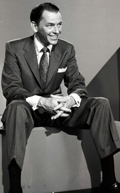 1950s Men's Fashion suit