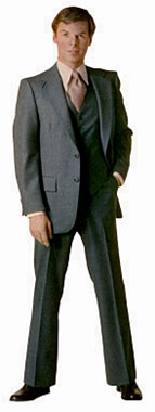1960s Men's Fashion suit