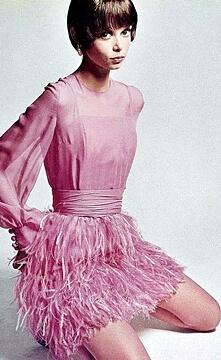 60s designer fashion