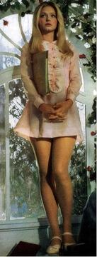 1960s fashion mini's