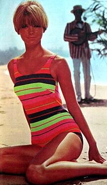 1960s Fashions Mod Fashion