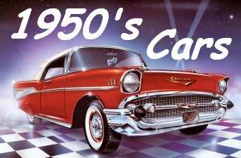 Cars Classic And Vintage Fifties Web
