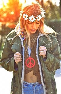 1960s hippie clothes