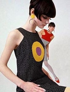 1960s mod fashions
