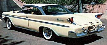 Chrysler 1960 models