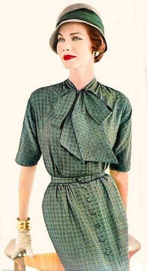 1950s Clothes Gallery - a picture album of 50's fashions