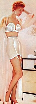 50's ladies undergarments