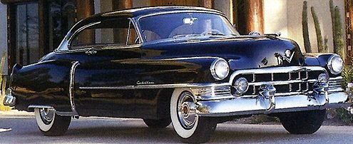 Cars Cadillac Photo Gallery Fifties Web