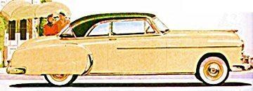 1950s Cars - Chevrolet 1950-54