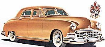 1950s Cars - Kaiser-Frazer