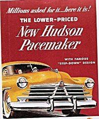 1950s Cars - Hudson