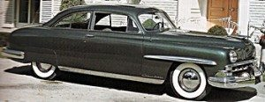 1950 Lincoln car