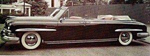 1950 Lincoln Limo