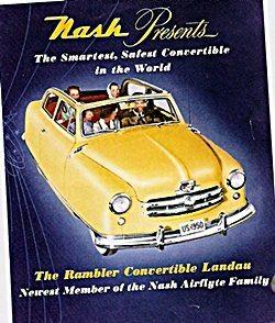1950s Cars - Nash