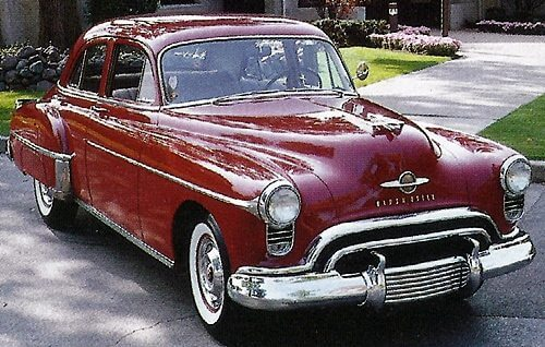 1950s Cars Oldsmobile Photo Gallery