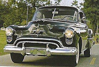 1950s Cars - Oldsmobile