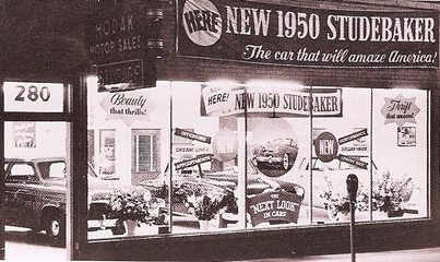 1950s Studebakers