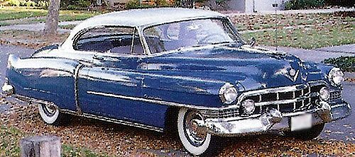 Cadillac Eldorado 2015 >> 1950s Cars - Cadillac - Photo Gallery | Fifties Web