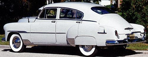 1950s Cars - Chevrolet - Photo Gallery