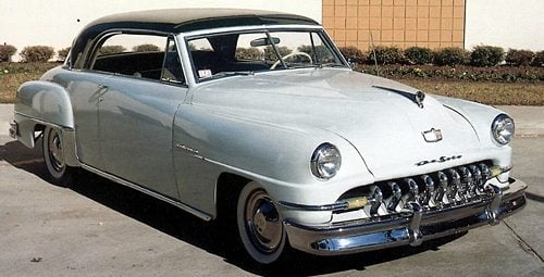 1951 Chrysler DeSoto