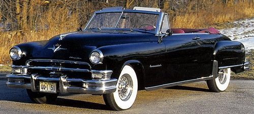 1951 Chrysler Imperial 1950s American Cars