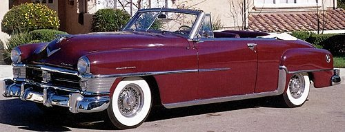 Cars Chrysler Photo Gallery Fifties Web