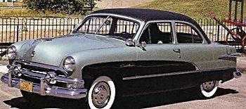 1951 Ford Crestliner Tudor