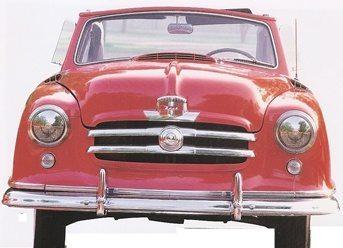 1950s classic cars