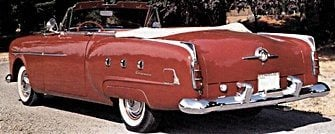 1950s Cars - Packard 250