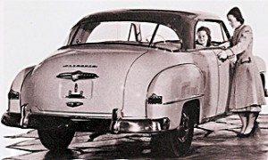 1951 Plymouth Auto
