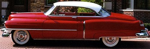 1950s Cars - Cadillac - Photo Gallery