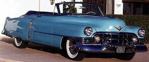 1952 Cadillac Coupe de Ville Convertible