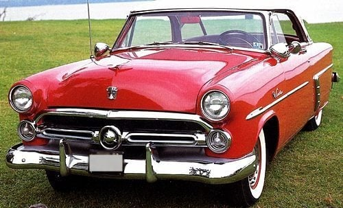 1952 Ford Crestline Victoria & 1950s Cars - Ford - Photo Gallery markmcfarlin.com