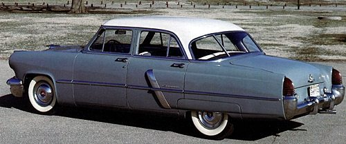 1950s Fords