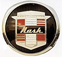 50s Nash Automobile