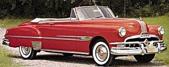 1950s Pontiacs