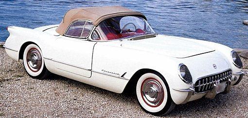 Chevy Corvette Xtra
