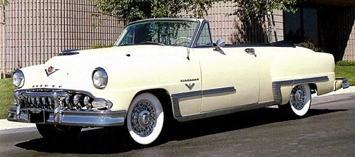Chrysler Firedome Xtra on 1950 Chrysler Town And Country