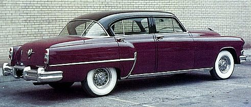 1950s Cars Chrysler Photo Gallery Fifties Web