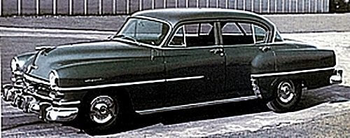 1953 Chrysler Windsor