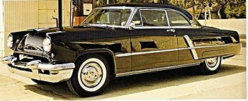 1953 Lincoln cars