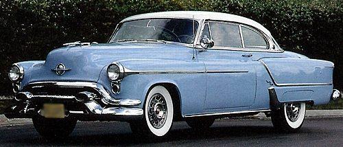 50s Oldsmobiles