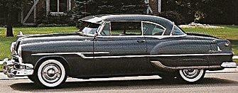 1950s Cars - Pontiac catalina